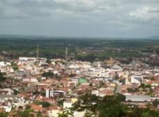 Vista da cidade de Guarabira, palco frequente de observações de UFOs. Crédito: Skyscrapercity.com